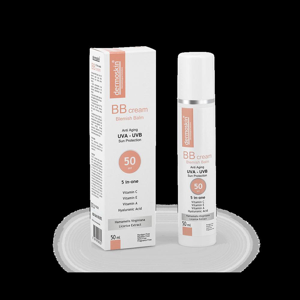 Dermoskin BB Cream 50 SPF
