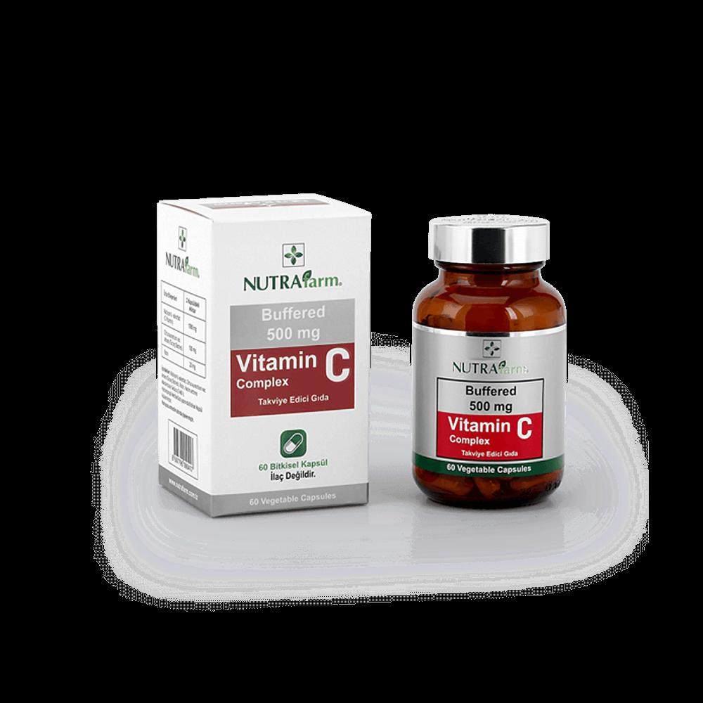 Dermoskin Nutrafarm Vitamin C Complex