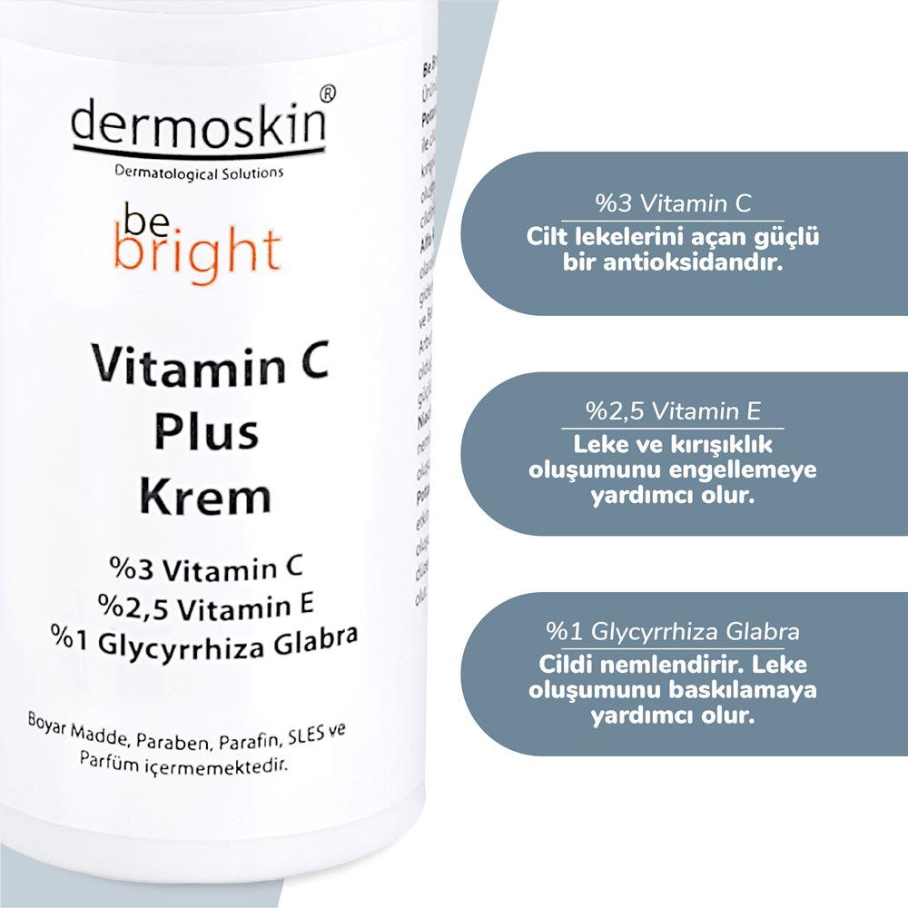 Be Bright Vitamin C Plus Krem