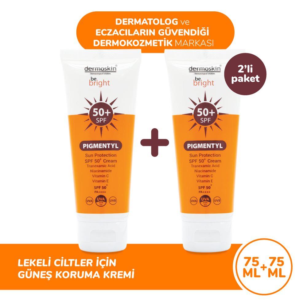 Be Bright Pigmentyl SPF 50 + Güneş Koruyucu Krem