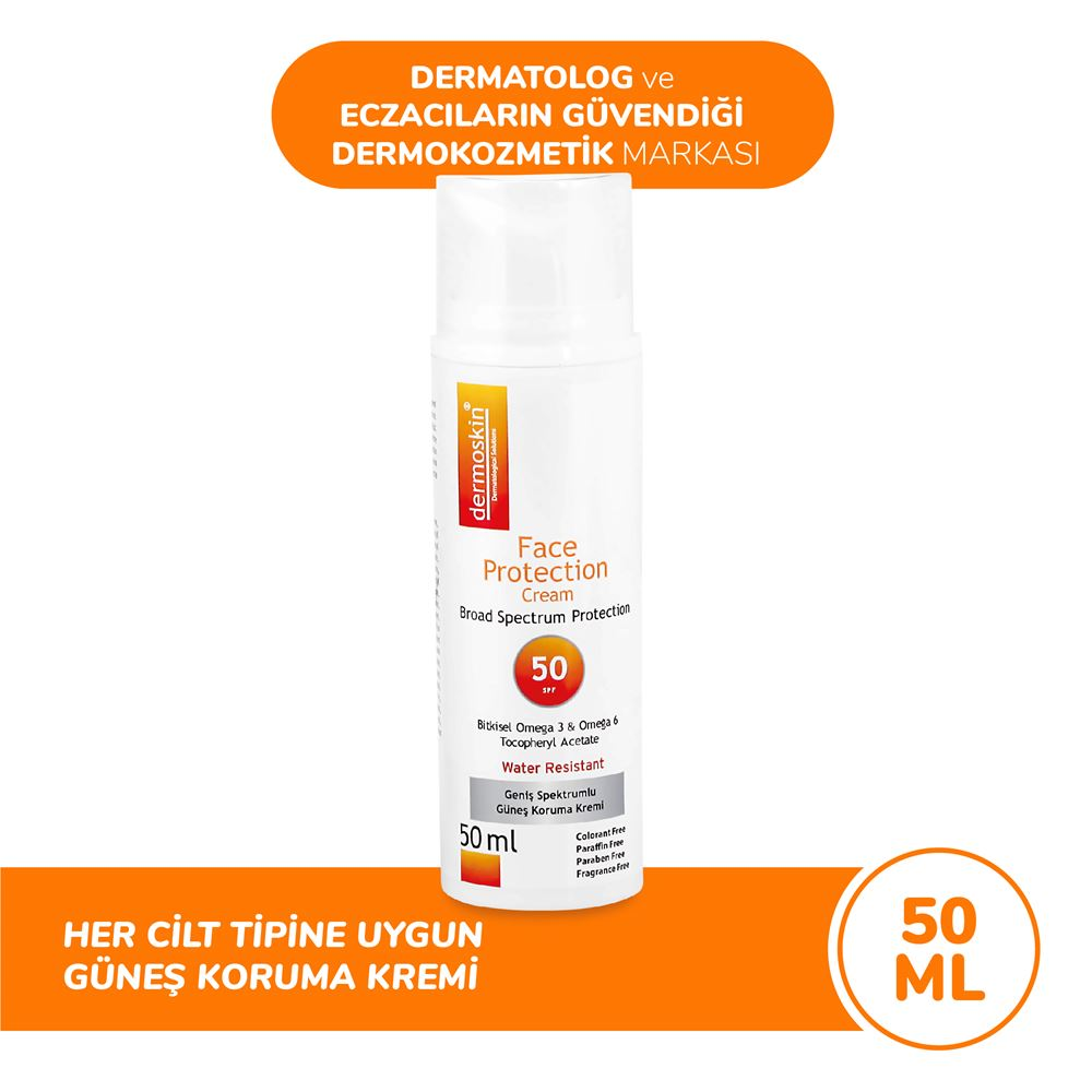 Dermoskin Face Protection SPF 50