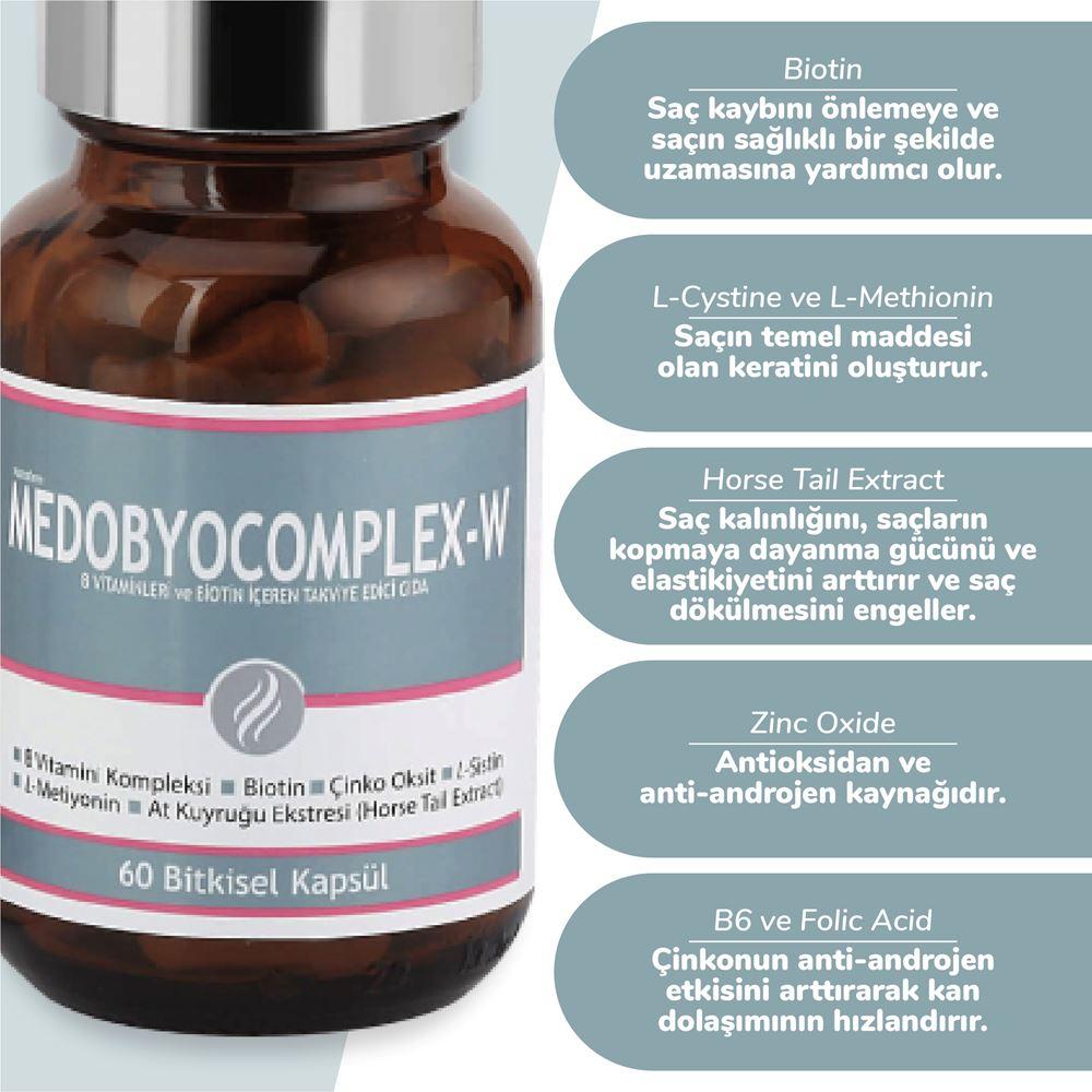 Dermoskin Medobyocomplex W (Kadın)